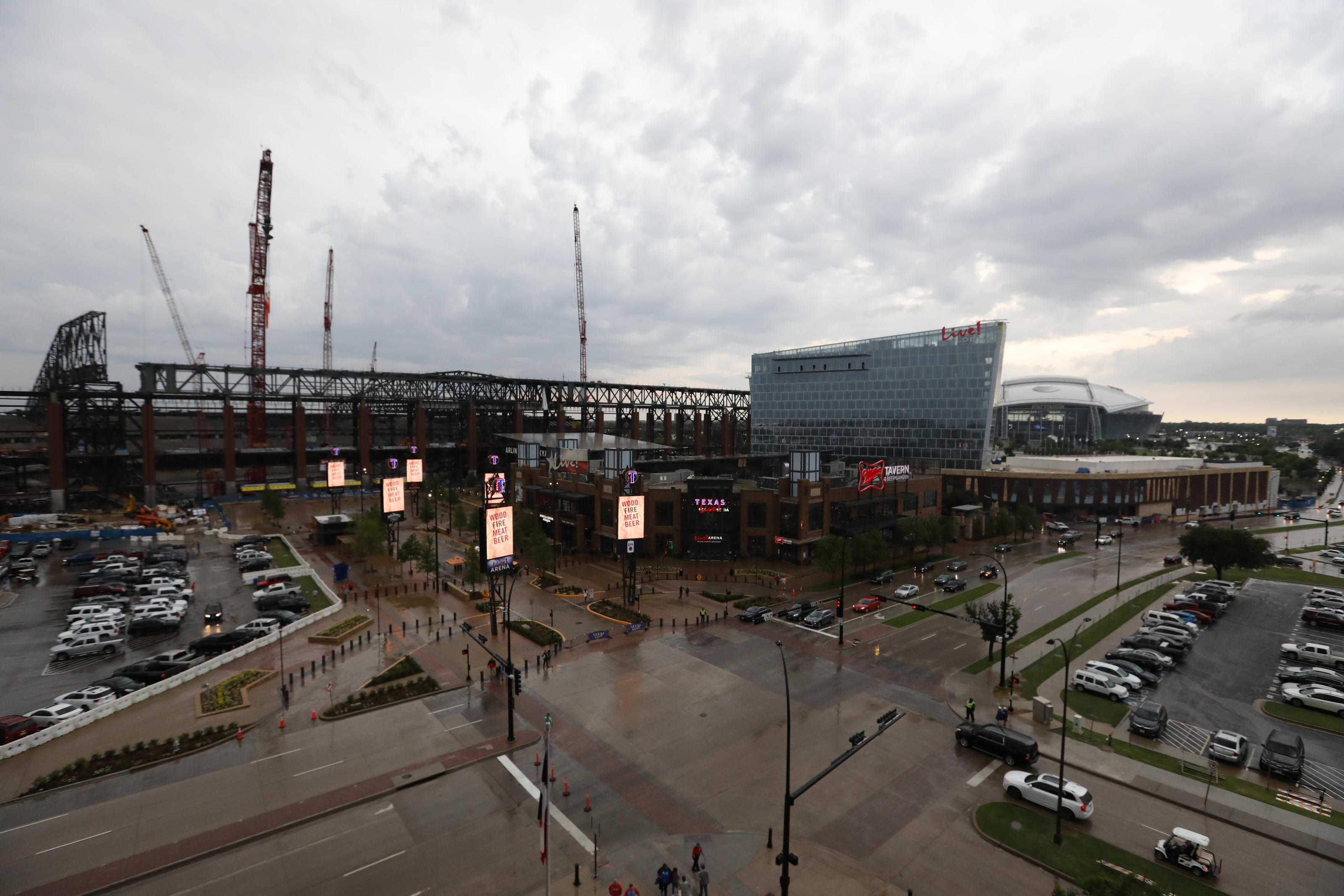 Texas Rangers: Globe Life Field likely to host MLB All-Star Game in near future