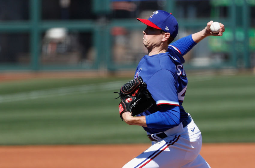 Texas Rangers News: Kyle Gibson officially named Opening Day starter